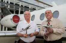 Two Senior Aviation Mechanics Honored by theFederal Aviation Administrationfor Lifetime Accomplishments
