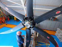 Aircraft Propeller Service Gaining Stronger Foothold as Global CASA Aircraft Propeller Repair Center