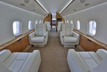 West Star Aviation Completes Rockwell Collins VENUE Installation on Global Express
