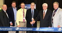 Summit Aviation Celebrates New Manufacturing Location