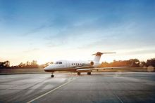 Cessna Citation Longitude Headlines Textron Aviation EBACE 2017 Product Display