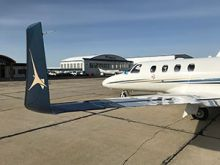 Western Aircraft Completes Its First Tamarack Active Winglet Installation