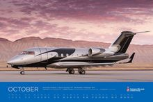 Sherwin-Williams Introduces 2019 Aerospace Coatings Calendar