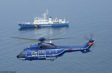 Heli-One Awarded H215 and AS332L1 Upgrade Contract by German Federal Ministry of Interior