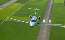 Pilatus Selects Michelin as Exclusive Tire Supplier for PC-24 Aircraft