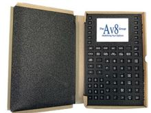 The Av8 Group Develops an FAA DER-Approved Solution for MCDU Keyboard Replacement