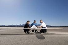 Barfield Enters Unmanned Aircraft Maintenance Repair Marketin New Agreement with Robotic Skies