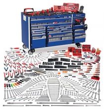 New Aviation MRO Pro Tool Set and Roll Cab Available from Snap-on Industrial