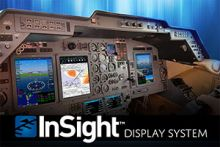 Universal Avionics Announces Five New InSight™ Display System Aircraft Solutions
