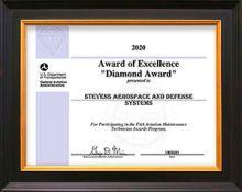 Stevens Aerospace Nashville Location Receives FAA Award of Excellence
