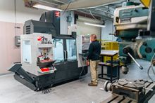 Stevens Acquires In-House Machining Capabilities, Reducing Costs and Downtime