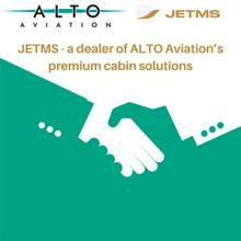 Jet MS Becomes Dealer of ALTO Aviation's Premium Cabin Solutions