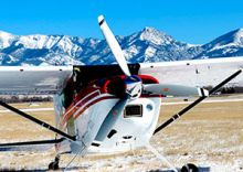 Hartzell Propeller, RAF Agree toIncentives for Backcountry Pilots