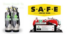 S.A.F.E Expands Product Line to Include ECO CAF Fire-Suppression Equipment