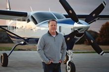 STC Permits Texas Turbine to OfferHartzell's Composite or Aluminum Props for Converted 950-SHP Supervans
