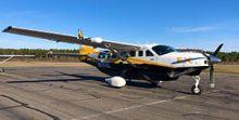Cessna Caravan Gets Pants