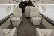 Duncan Aviation TransformsDated Gulfstream G550