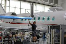 Duncan Aviation MRO Locations Now Authorized Service Facilities for All Learjet, All Challenger and Global 5500 and 6500 Model Aircraft