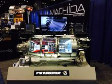 Machida to exhibit at NBAA BACE 2017