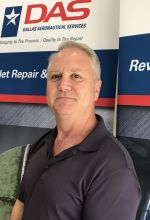 Rick Armstrong, director of Technical Sales, DAS